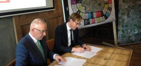 PVV: Wel elf dassentunnels maar geen fietstunnel onder Randweg Boekel