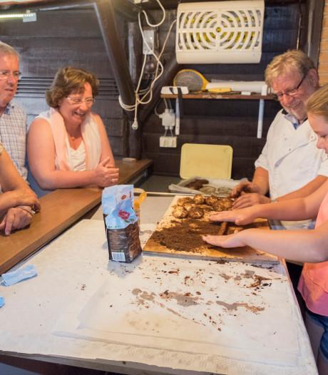 Vissersboeldag in Brusea