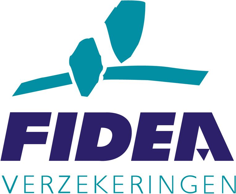 Het logo van Fidea. Beeld KOS