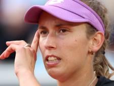 Elise Mertens éliminée dès le 3e tour de Roland-Garros