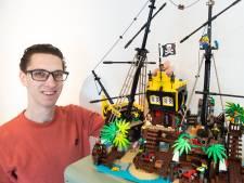 Nieuw in de lockdown: Lego om te huren, ook (juist) voor volwassenen