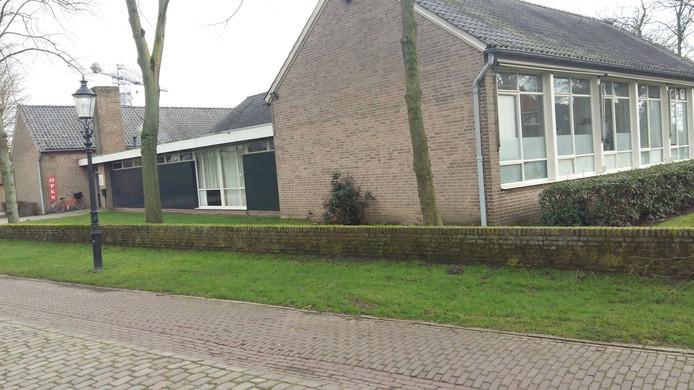 De oude mavo aan de Demer in Heusden.