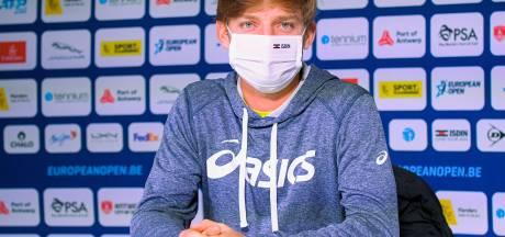 """David Goffin participera bien à l'European Open: """"Content de pouvoir jouer en Belgique"""""""