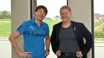 Jan en Kobe starten met AA-afdeling in Landen