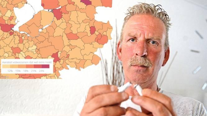 Minder rokers in Twente, gestopte Benne (56) toch weer begonnen: 'Monstertje blijft actief'