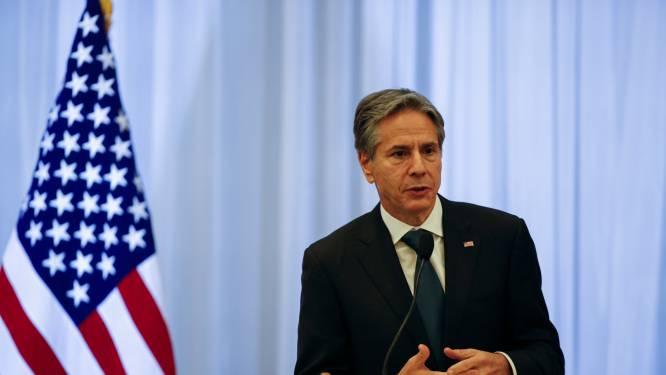 """Blinken: """"VS zullen er alles aan doen om op Haïti ontvoerde missionarissen te bevrijden"""""""