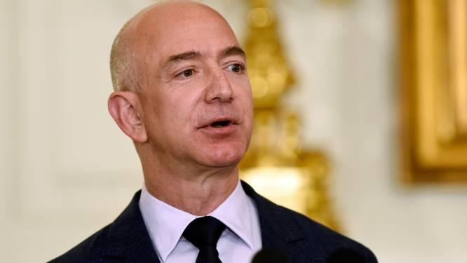 Amazonbaas steekt Bill Gates voorbij als rijkste mens ooit