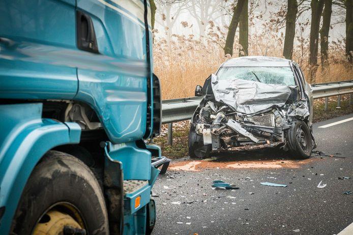 Ongeluk op Stiphout