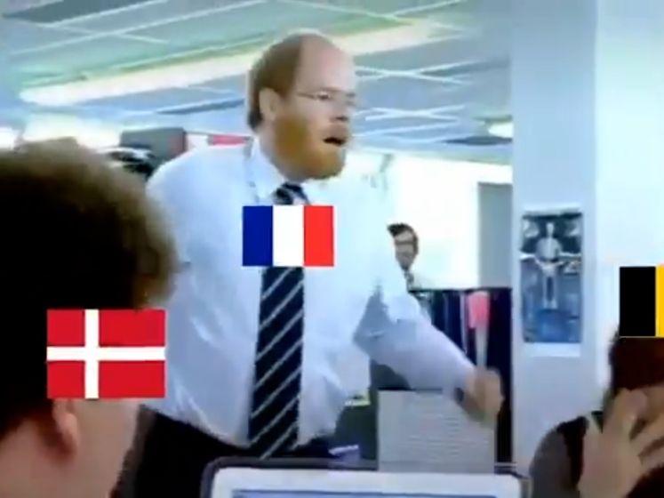 Ook het internet is niet mals voor Frankrijk na nederlaag: een overzicht van de beste memes