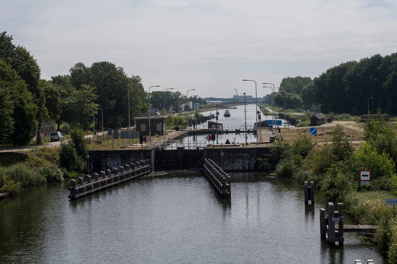 Sluis II bij Tilburg.