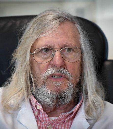 """Didier Raoult affirme que """"l'épidémie est en train de disparaître"""" à Marseille"""