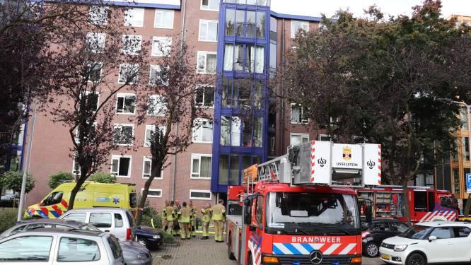 Woningbrand aan de Venus in IJsselstein zorgt voor flinke schade