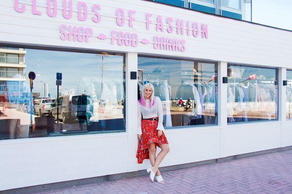 """Laurentine van Clouds of Fashion over een onverwachts obstakel voor ondernemers: """"let op voor de friendzone"""""""