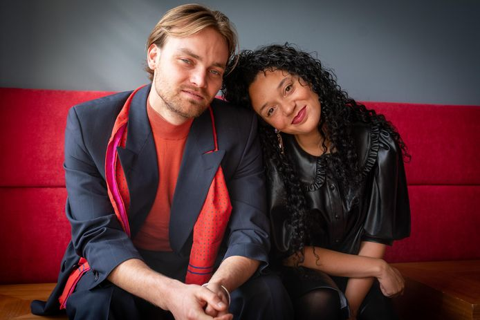 Tim Olivier Somer en Jade Olieberg.