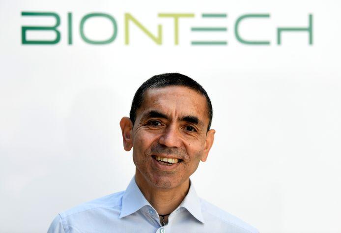 Ugur Sahin, CEO en medeoprichter van BioNTech