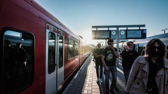 Geen treinen tussen Doetinchem en Terborg door tegenslag bij spoorwerkzaamheden