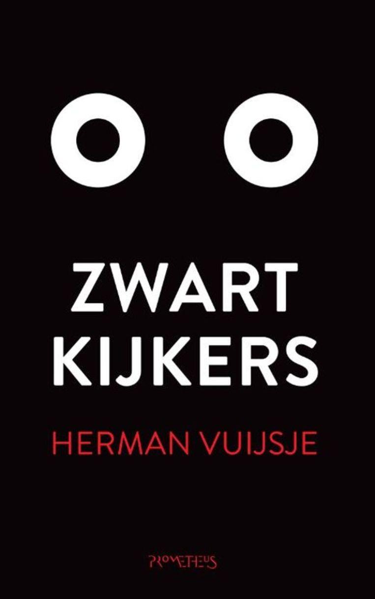 Omslag van 'Zwartkijkers' van Herman Vuijsje. Beeld