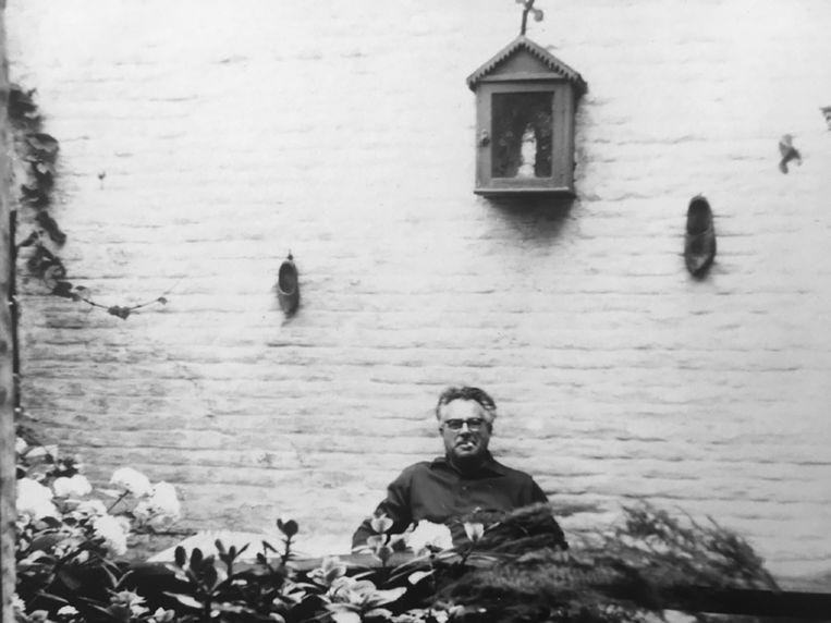 Willem Verhulst op latere leeftijd. Beeld RV