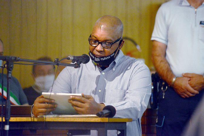 Ousseynou Sy moet 24 jaar de cel in.