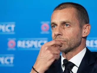 """UEFA-voorzitter Aleksandar Ceferin bijzonder hard voor voormalige vriend Agnelli: """"Mensen die dicht bij je staan, kunnen verraders zijn"""""""