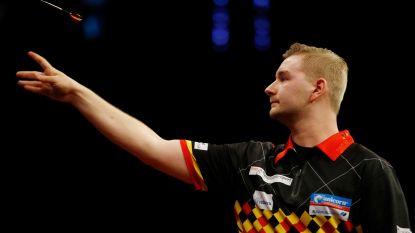 Dimitri Van den Bergh schaart zich bij laatste 32 op German Darts Championship