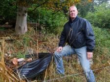 Zorgen over onbeveiligde vuilnisbelt na vondst granaat in Enschede: 'Ligt hier nog meer munitie?'