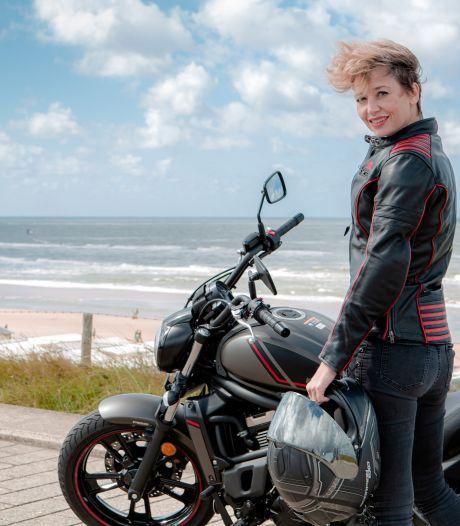 Steeds meer meiden stappen op de motor: 'Beeldvorming is vaak stereotiep'