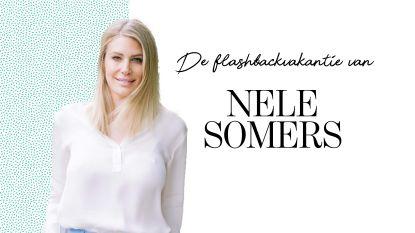"""De flashbackvakantie van Nele Somers: """"We waren ons toen van geen kwaad bewust"""""""