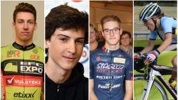 """Generatiegenoten nuchter na plotse dood Niels De Vriendt: """"Het is bijna 'gewoon' geworden dat een jonge renner kan sterven"""""""