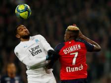Marseille krijgt na zege op Lille Champions League in zicht