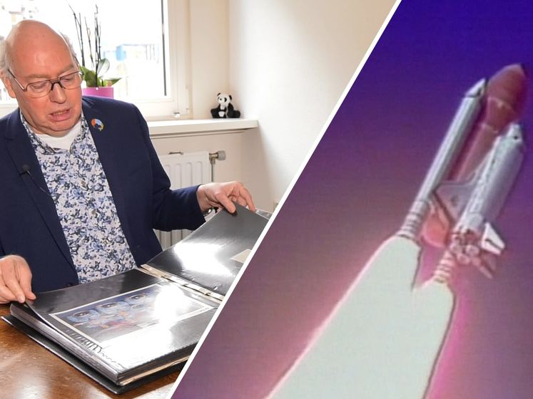 35 jaar geleden ontplofte de Challenger live op TV: 'Iedereen op de grond zat verbijsterd te kijken'