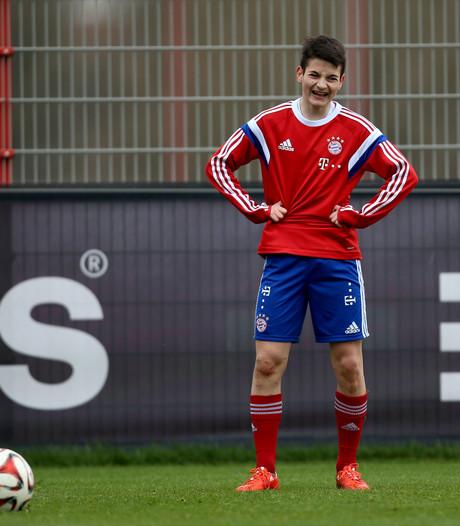Ajax neemt 17-jarige Trograncic over van Bayern