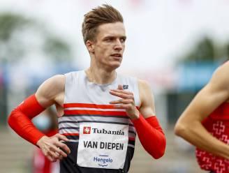 Atleet Van Diepen plaatst zich voor Olympische Spelen op 800 meter