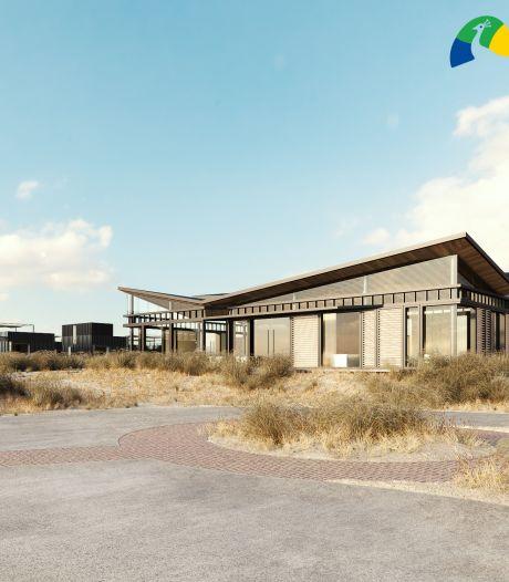Camping in Waterdunen is een jaar later klaar, opening waarschijnlijk april 2022