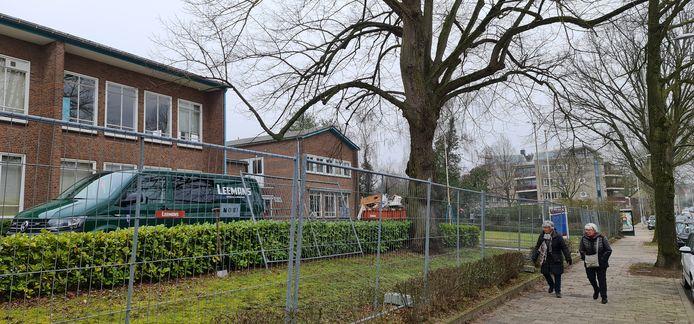 Op deze plek aan de Berg en Dalseweg in Nijmegen wordt de komende jaren een nieuw wijkje gebouwd.