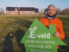 Voetbalveld wordt groene wijk met 'het dorpse ons-kent-ons-gevoel'