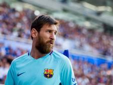 Barcelona stelt fans gerust over contract: 'Alleen het fotomoment met Messi moet nog'