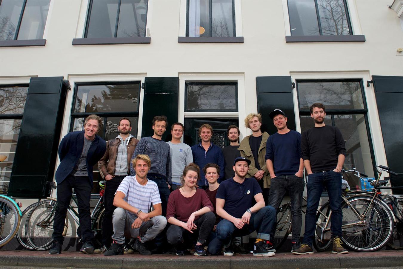 De medewerkers van Kultlab.