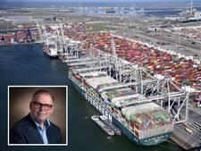 Als jochie stond deze haveneconoom al op de kade 'reuzen van de zee' te spotten: 'Ben trots op de haven'