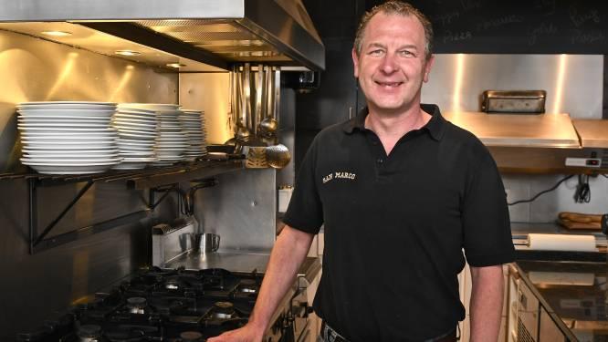 """Jan staat al 25 jaar aan het roer van Italiaans restaurant: """"Gestart als 17-jarige aan de afwas. San Marco, dat is voor het leven"""""""