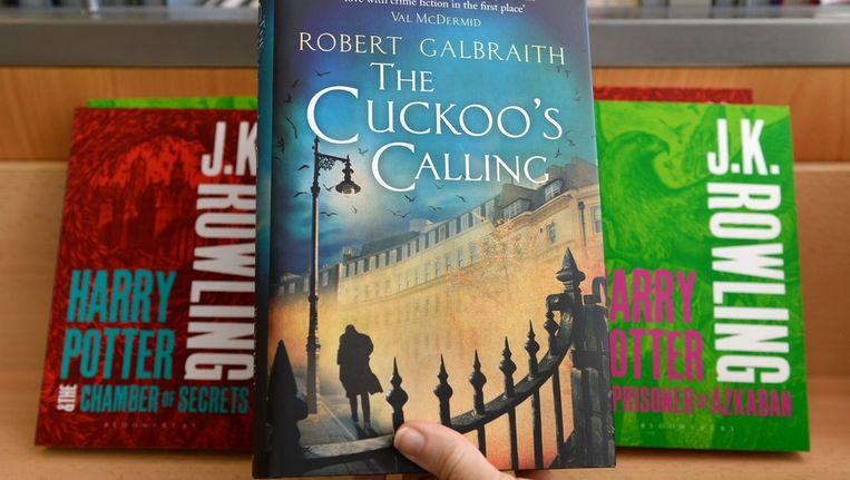The Cuckoo's Calling. Beeld epa