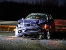 Dronken bestuurder met duizenden euro's in zijn zakken gepropt, crasht na achtervolging met politieheli