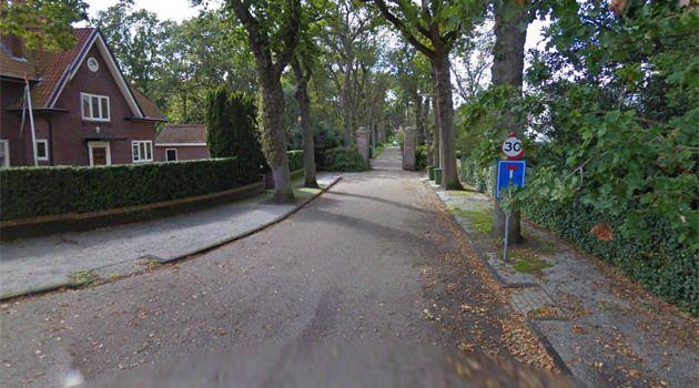 De Taxuslaan in Bentveld. FOTO STREETVIEW