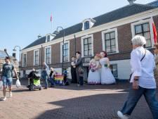 Wageningen viert twintig jaar homohuwelijk in Nederland
