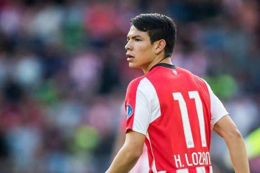 Hirving Lozano is één van de spelers waar de supporters hun hoop op hebben gevestigd.