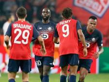 Lille doet nog mee in groep Ajax na gelijkmaker in slotfase tegen Valencia
