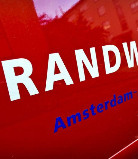 Grote brand in kaasbedrijf Zaandam