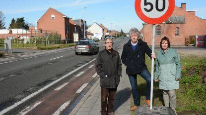 Vlaamse overheid maakt snelheidsbeperking in Zandstraat ongedaan