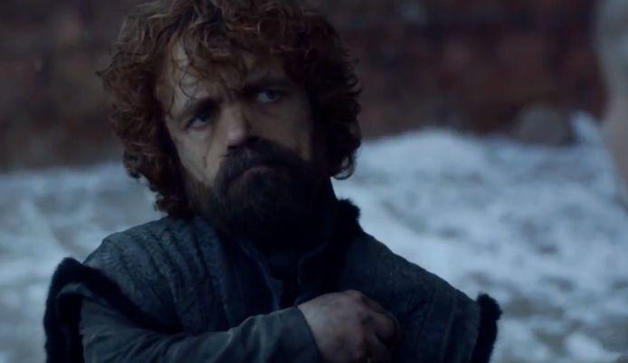 Tyrion wil geen Hand meer zijn.