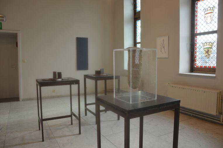 De kunstwerken in De Koepoort.